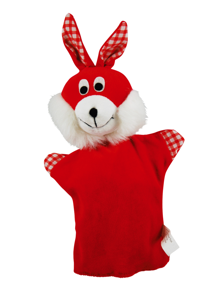 Glove puppet Hare